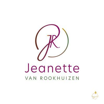 Petra de Krom portfolio Jeanette logo