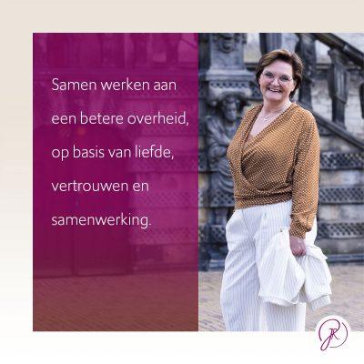 Petra de Krom portfolio Jeanette social