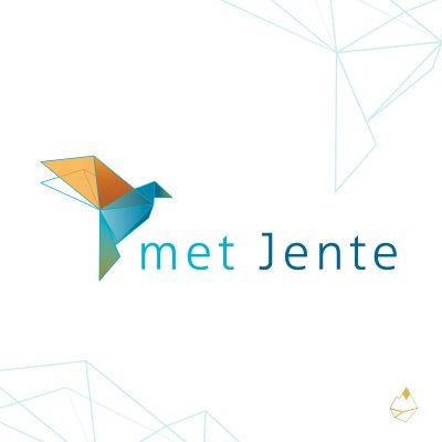 Petra de Krom portfolio branding logo