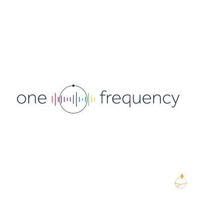 Petra de Krom portfolio One frequency primair logo