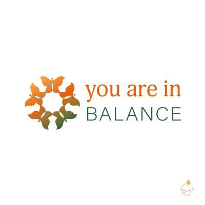Petra de Krom portfolio You are in Balance secundair logo